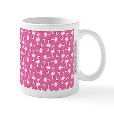 Pink SC Palmetto Moon Flag Mug
