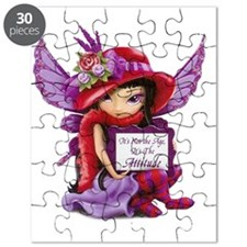 D-Not the Age but the Attitude Fairy-m-Shir Puzzle
