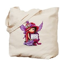 D-Not the Age but the Attitude Fairy-m-Sh Tote Bag