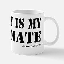 2-Lindsay_cell_mate Mug