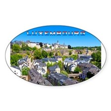 Luxembourg 01C Decal