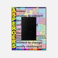 aspergers traits 3 copy Picture Frame