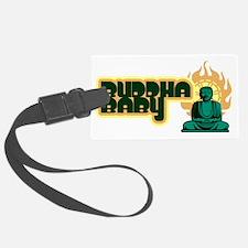 buddha_baby Luggage Tag