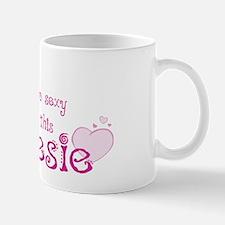 im_too_sexy_onesie Mug