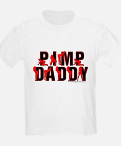 Pimp Daddy Kids T-Shirt