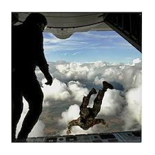 USAF PJ FPP Tile Coaster