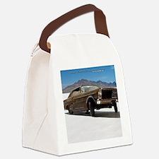 MJY Calendar - 65 Galaxie salt de Canvas Lunch Bag