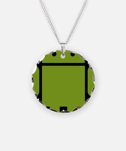 Android-Stroked-Black-New Necklace
