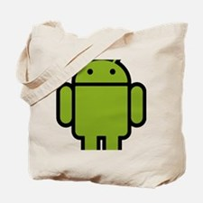 Android-Stroked-Black-New Tote Bag