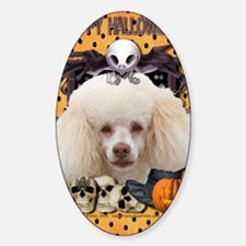 HalloweenNightmare_Poodle Decal