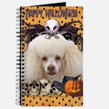 HalloweenNightmare_Poodle Journal