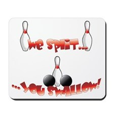 we split Mousepad