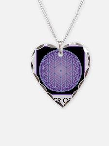 fol_square Necklace