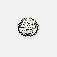 MY GEEK ODYSSEY LOGO Mini Button