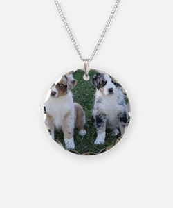 Charlie and Bandit Necklace