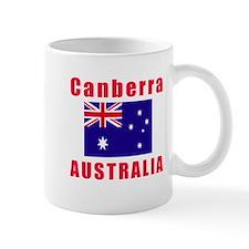 Canberra Australia Designs Mug