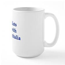 2-literalists_dark Mug