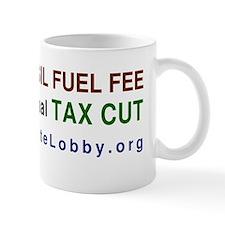 tax cut fossil fee citizens climate lob Mug