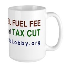 tax cut fossil fee citizens climate lob Mug