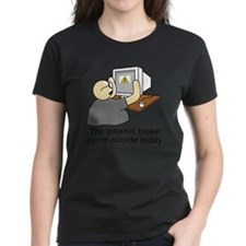 light internet shirt Tee
