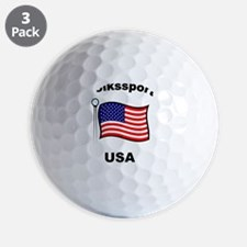 Volkssport USA Golf Ball