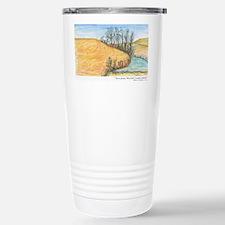 farm_pond Stainless Steel Travel Mug