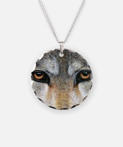 Wolf Eyes  1000 Necklace