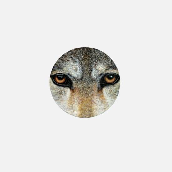 Wolf Eyes  1000 Mini Button