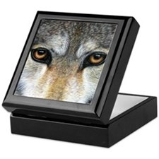 Wolf Eyes  1000 Keepsake Box