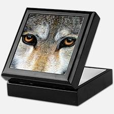 Wolf Eyes  1000 Keepsake Box