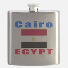 Cairo Egypt Designs Flask