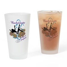 Bachelorette Party Drinking Glass