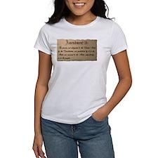 2-amendment10.png T-Shirt