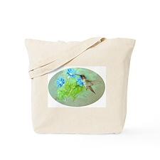 Tote Bag - Hummingbird