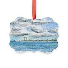 from_the_catamaran Ornament