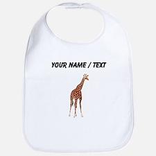 Custom Giraffe Bib
