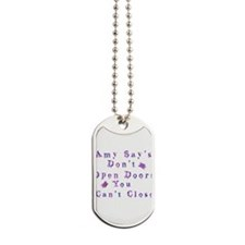 The Dead Files Dog Tags