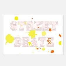 2-streetbeatzcp Postcards (Package of 8)