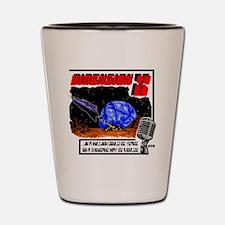 Dimension X color Shot Glass