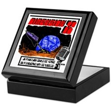 Dimension X color Keepsake Box