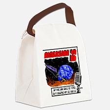 Dimension X color Canvas Lunch Bag