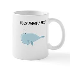 Custom Blue Whale Mugs