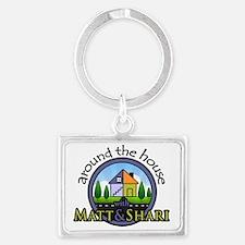 around-the-house_logo13[1] Landscape Keychain