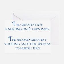 2-joy Greeting Card
