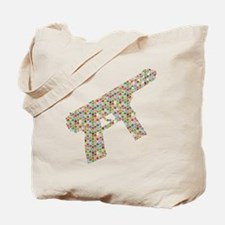 Tec-9 Ecstasy Pills Tote Bag