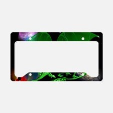 Green Universe Dragon-Yardsig License Plate Holder