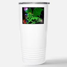 Green Universe Dragon-Yardsign Travel Mug