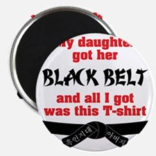 BLK - Dad to Daughter-01 Magnet