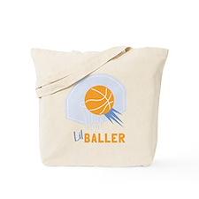 Lil Baller Tote Bag