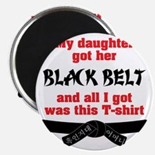BLK - Mom to Daughter-01 Magnet